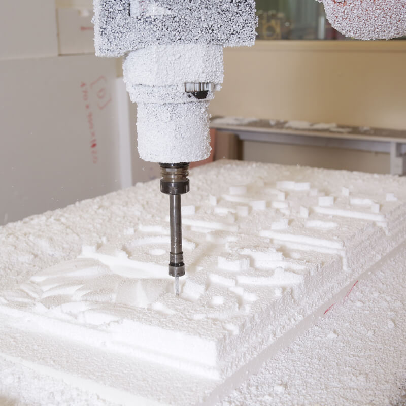 CNC Milling Robot - Team Visual Solutions