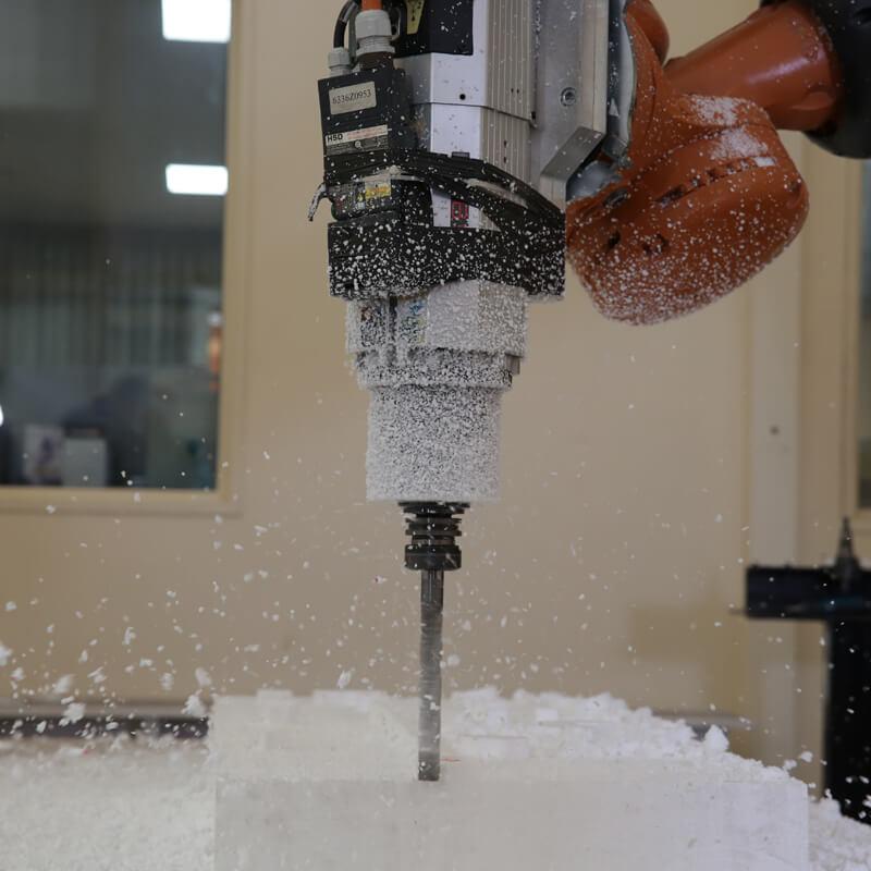 CNC Milling Robot - Team Visual Solutions